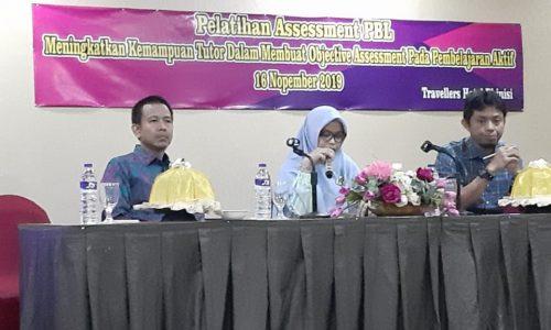 PELATIHAN ASESSMENT MAHASISWA TAHAP PROFESI FAKULTAS KEDOKTERAN GIGI UNIVERSITAS MUSLIM INDONESIA